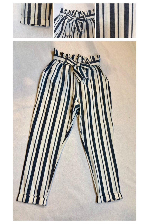 Realmente Insuficiente Desde Alli Pantalones De Mujer De Rayas Ocmeditation Org